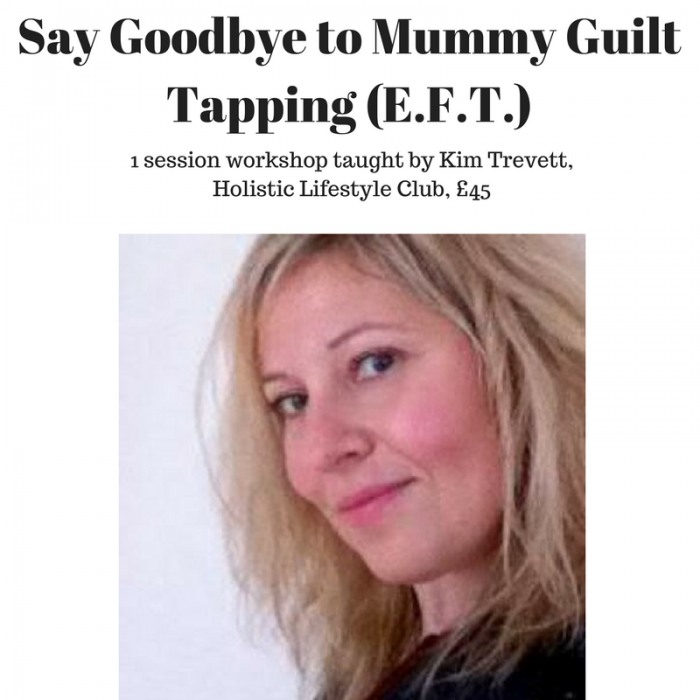 Say Goodbye to Mummy Guilt